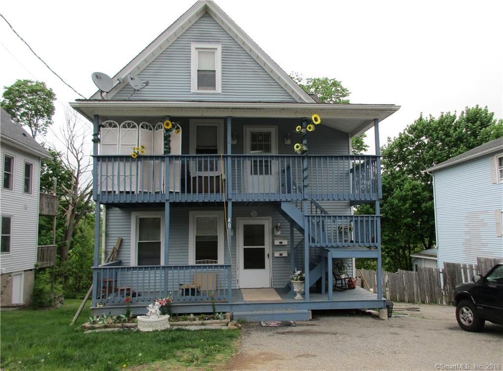 Photo for 40 Francis Street #1st floor, Ansonia, CT 06401 (MLS # 170083906)
