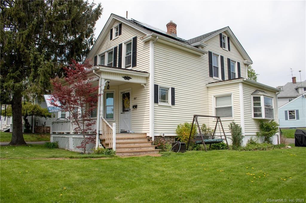 887 Corbin Avenue, New Britain, CT 06052 - #: 170394906