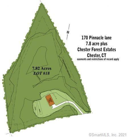 Photo of 170 Pinnacle Lane, Lot 18, Chester, CT 06412 (MLS # 170354907)