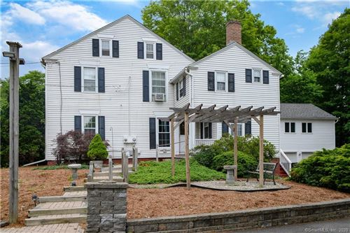 Photo of 1052 East South Street, Suffield, CT 06078 (MLS # 170309908)