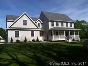 Photo of 95 Marjorie South Circle, Hebron, CT 06248 (MLS # 170010909)