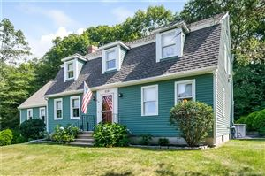 Photo of 519 Mile Hill Road, Tolland, CT 06084 (MLS # 170105912)