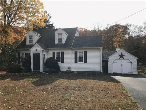 Photo of 411 Oxford Road, Oxford, CT 06478 (MLS # 170366912)