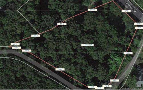 Photo of 106 Seymour Road, Woodbridge, CT 06525 (MLS # 170393912)