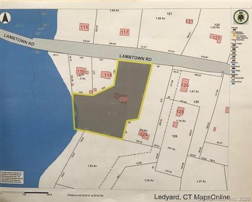 Photo of 120 Lambtown Road, Ledyard, CT 06339 (MLS # 170126913)
