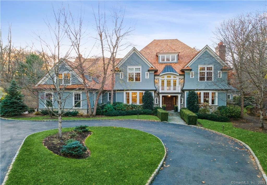 3 Hycliff Road, Greenwich, CT 06831 - #: 170394914
