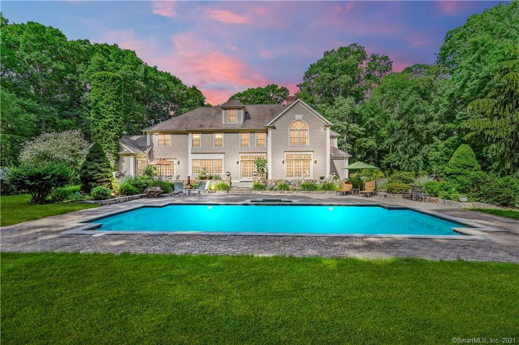 635 Cheese Spring Road, New Canaan, CT 06840 - MLS#: 170411915