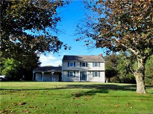 Photo of 195 Springfield Road, Somers, CT 06071 (MLS # 170141917)