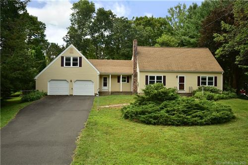 Photo of 18 Arnold Drive, Tolland, CT 06084 (MLS # 170332917)