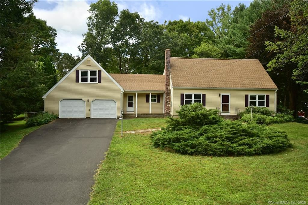 18 Arnold Drive, Tolland, CT 06084 - MLS#: 170332917