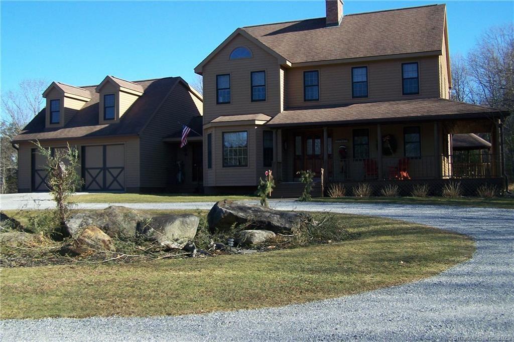 Photo of 66 Roosevelt Avenue, Litchfield, CT 06750 (MLS # 170302918)