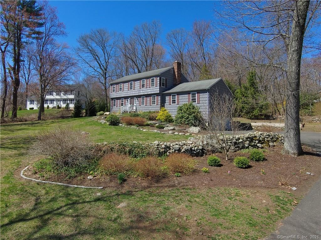 Photo of 76 Osborne Hill Road, Newtown, CT 06480 (MLS # 170386919)
