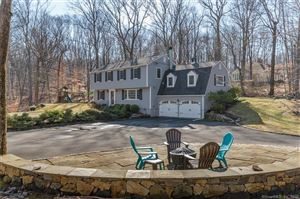 Photo of 107 Indian Hill Road, Wilton, CT 06897 (MLS # 170054926)