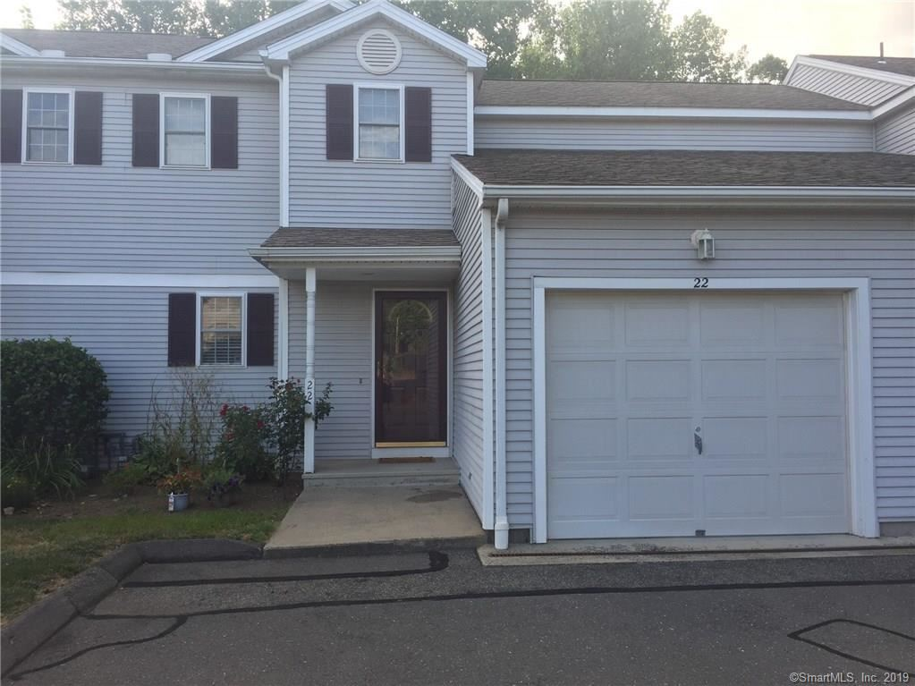 Photo for 1048 South Main Street #22, Southington, CT 06479 (MLS # 170225927)