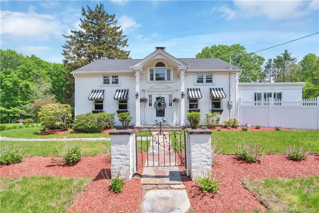 106 Turnpike Road, Somers, CT 06071 - MLS#: 170398929