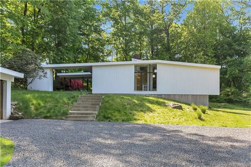 Tiny photo for 104 Myanos Road, New Canaan, CT 06840 (MLS # 170401932)