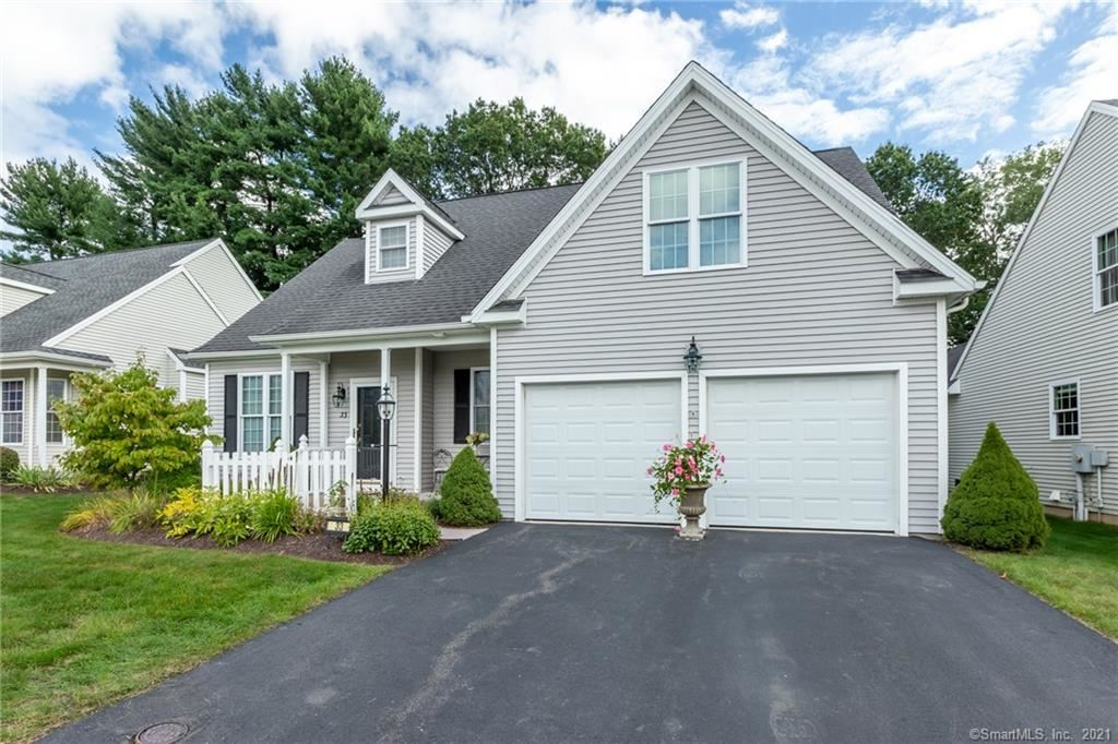 33 Phillips Farm Road #33, East Hartford, CT 06118 - #: 170439933