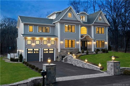 Photo of 340 Cognewaugh Road, Greenwich, CT 06807 (MLS # 170425934)