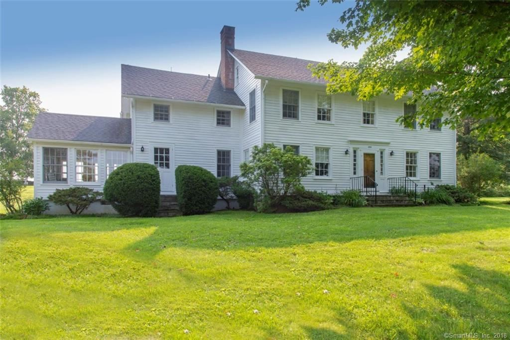 Photo for 104 East Street, Sharon, CT 06069 (MLS # 170058935)