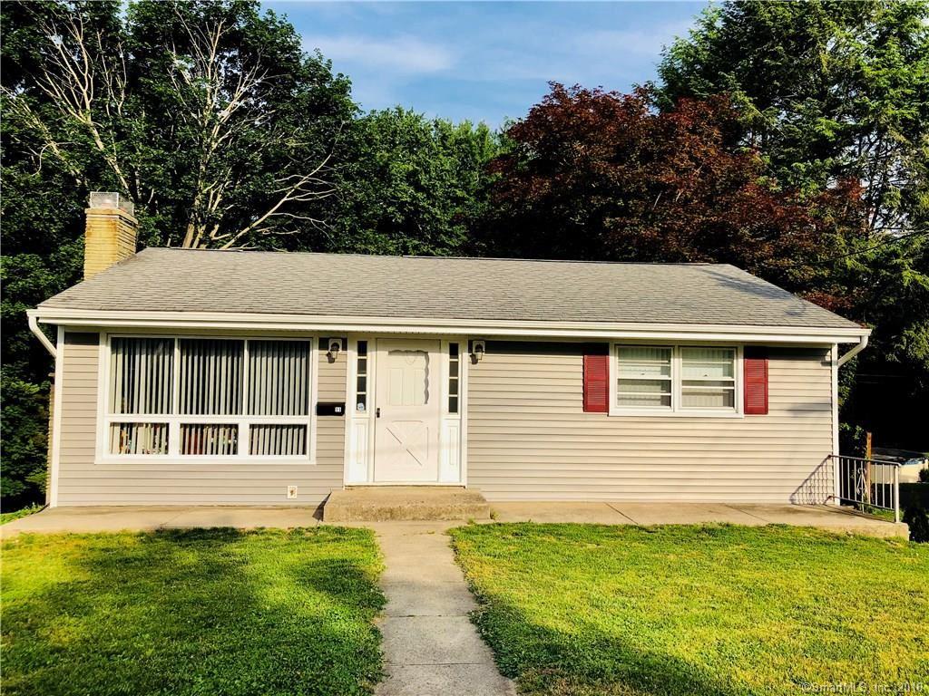 Photo for 11 Hotchkiss Terrace, Ansonia, CT 06401 (MLS # 170099936)