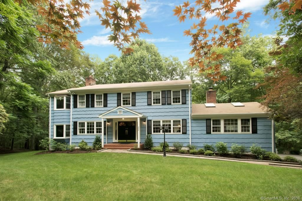 Photo for 288 Shelter Rock Road, Stamford, CT 06903 (MLS # 170042939)