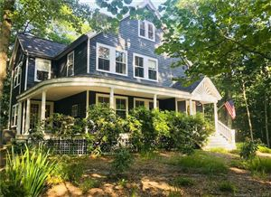 Photo of 75 Sexton Hollow Road, Canton, CT 06019 (MLS # 170093940)