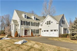 Photo of 129 Huckleberry Hill Road, Avon, CT 06001 (MLS # 170044941)
