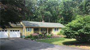 Photo of 4 Robinhood Drive, Ledyard, CT 06335 (MLS # 170212941)