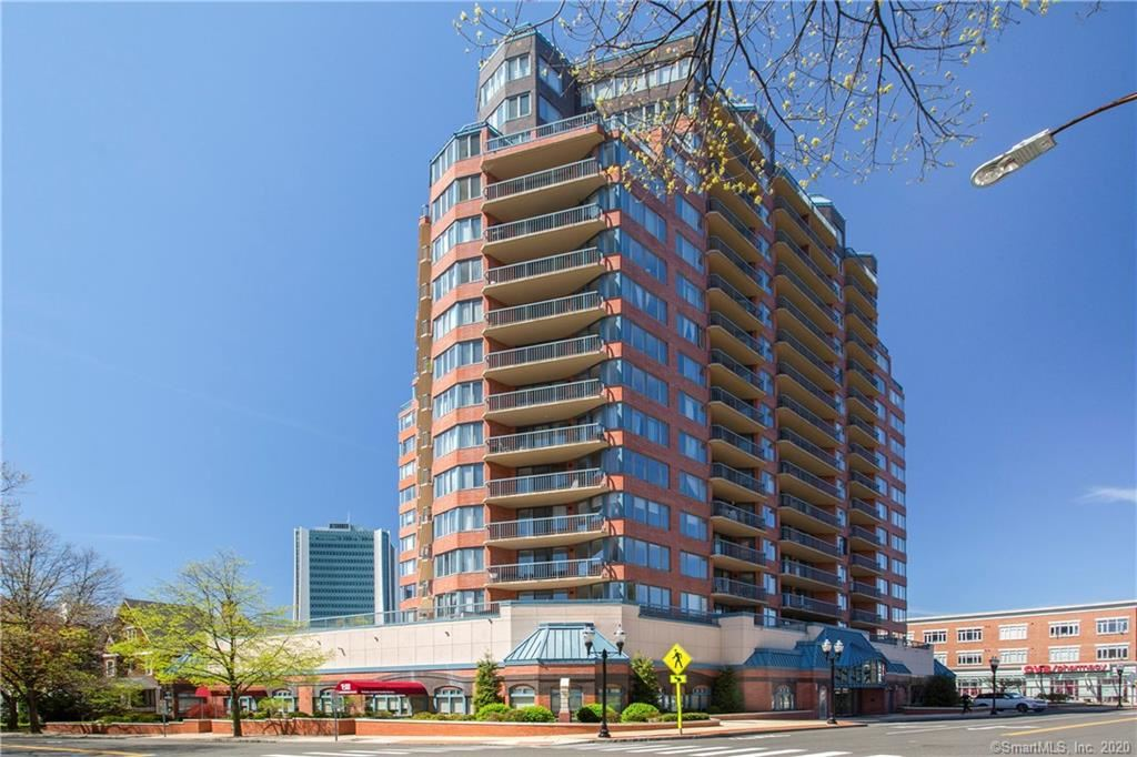 25 Forest Street #14E, Stamford, CT 06901 - MLS#: 170291941
