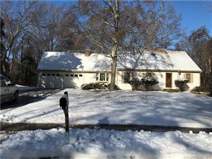 Photo of 447 Wood Hill Road, Cheshire, CT 06410 (MLS # 170160943)