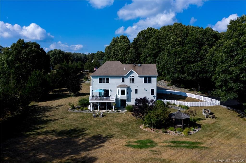 Photo of 36 Chestnut Hill Road, Griswold, CT 06351 (MLS # 170318943)