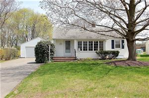 Photo of 128 Bailey Road, Rocky Hill, CT 06067 (MLS # 170078945)