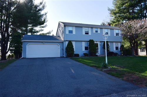 Photo of 242 Cricket Knoll, Wethersfield, CT 06109 (MLS # 170283946)