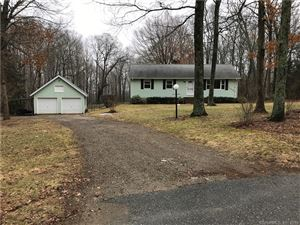 Photo of 70 Cone Road, Hebron, CT 06248 (MLS # 170053948)