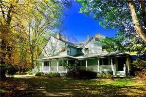 Photo of 417 Cherry Brook Road, Canton, CT 06019 (MLS # 170022949)