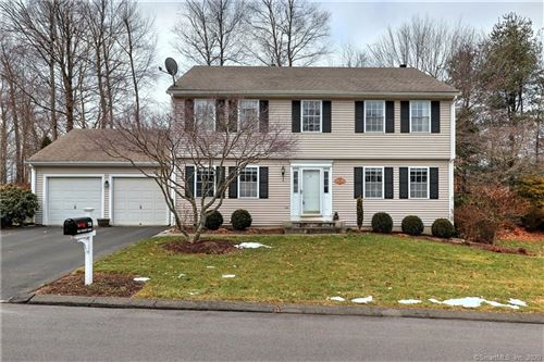 Photo of 78 Old Colony Road, Monroe, CT 06468 (MLS # 170266951)