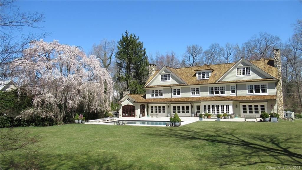 18 Red Top Road, Greenwich, CT 06878 - MLS#: 170371951