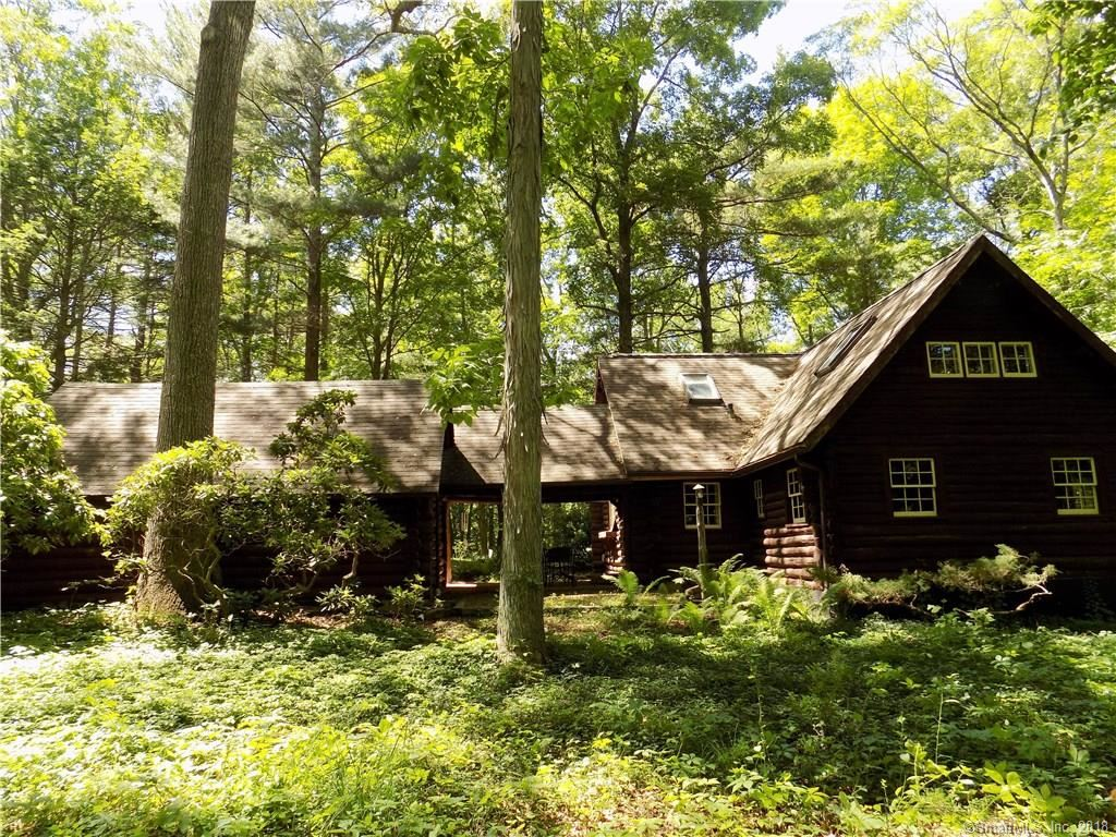 Photo for 98 Moulton Road, Mansfield, CT 06268 (MLS # 170060954)