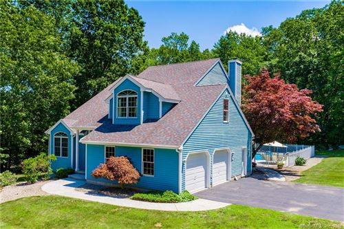 Photo of 124 Bunker Hill Road, Andover, CT 06232 (MLS # 170415956)