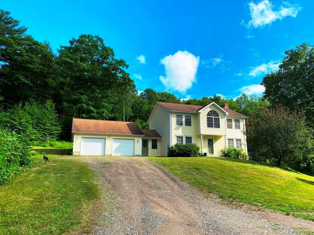 Photo of 153 Allentown Road, Plymouth, CT 06786 (MLS # 170311956)