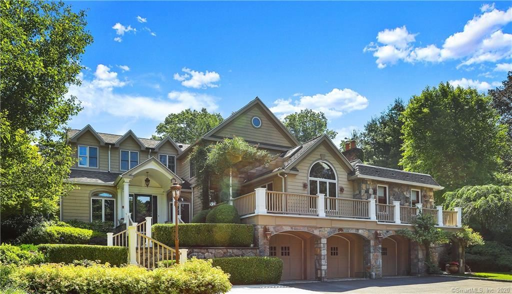 9 Hillcrest Park Road, Stamford, CT 06902 - MLS#: 170308958
