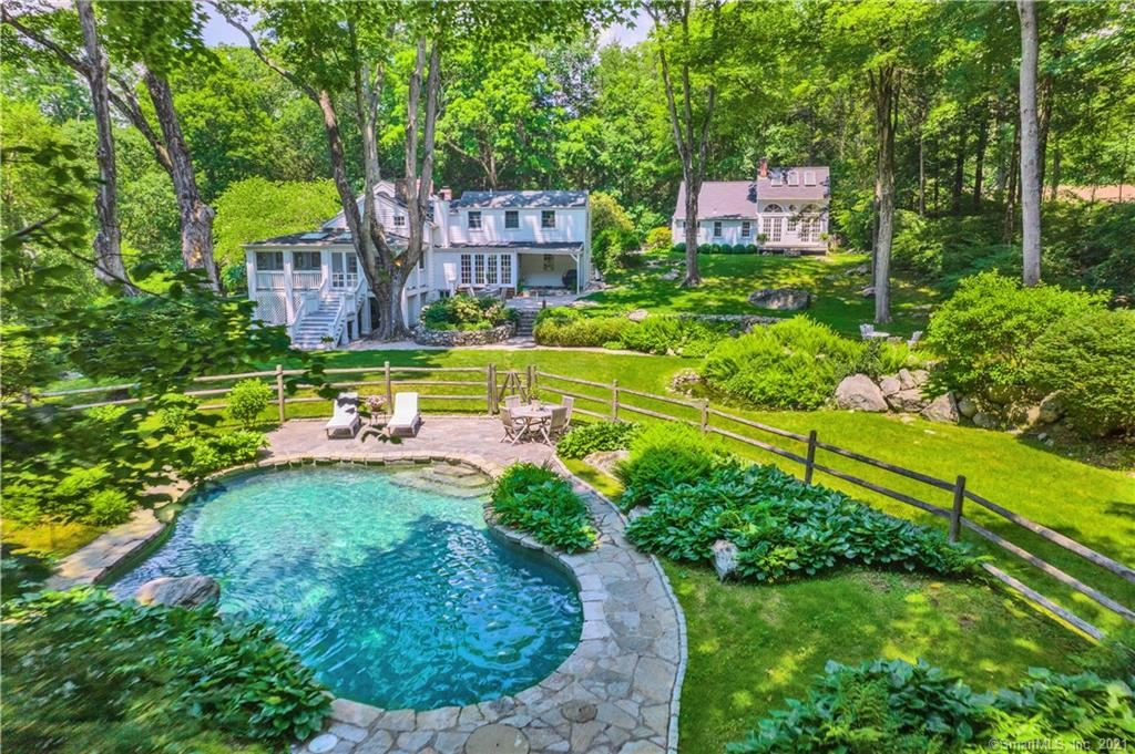 198 Mill Road, New Canaan, CT 06840 - #: 170391958
