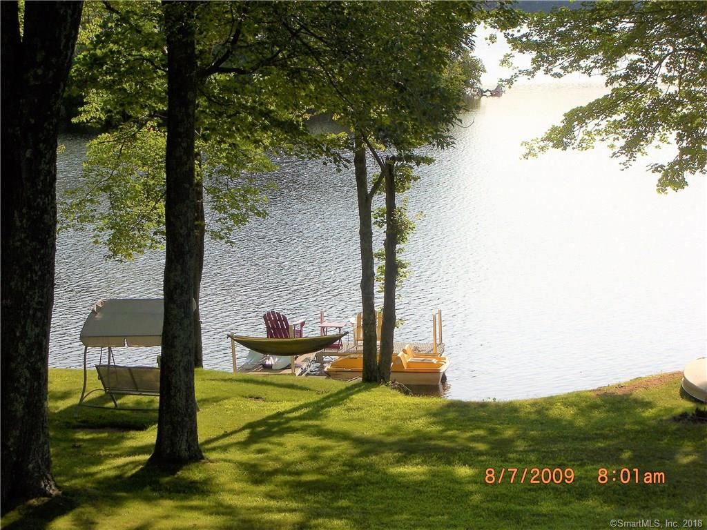 Photo for 39 Lakeside Drive, Andover, CT 06232 (MLS # 170082960)