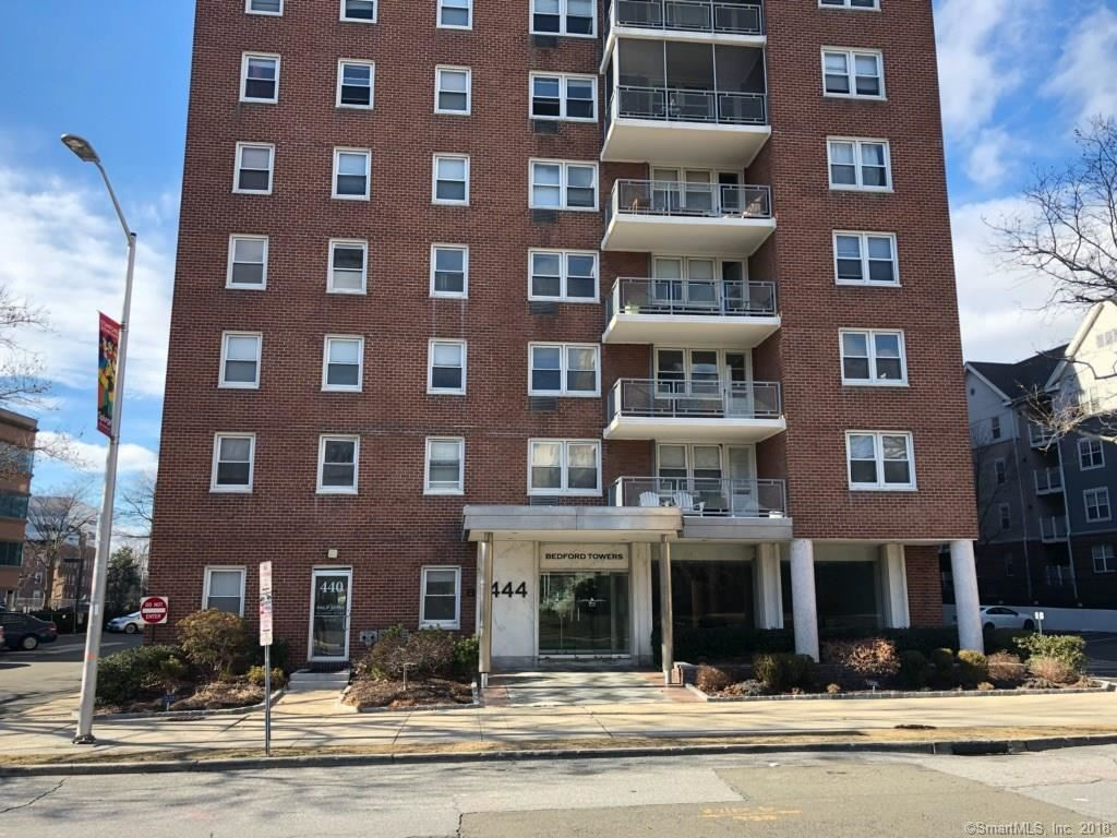 Photo for 444 Bedford Street #9P, Stamford, CT 06901 (MLS # 170051967)