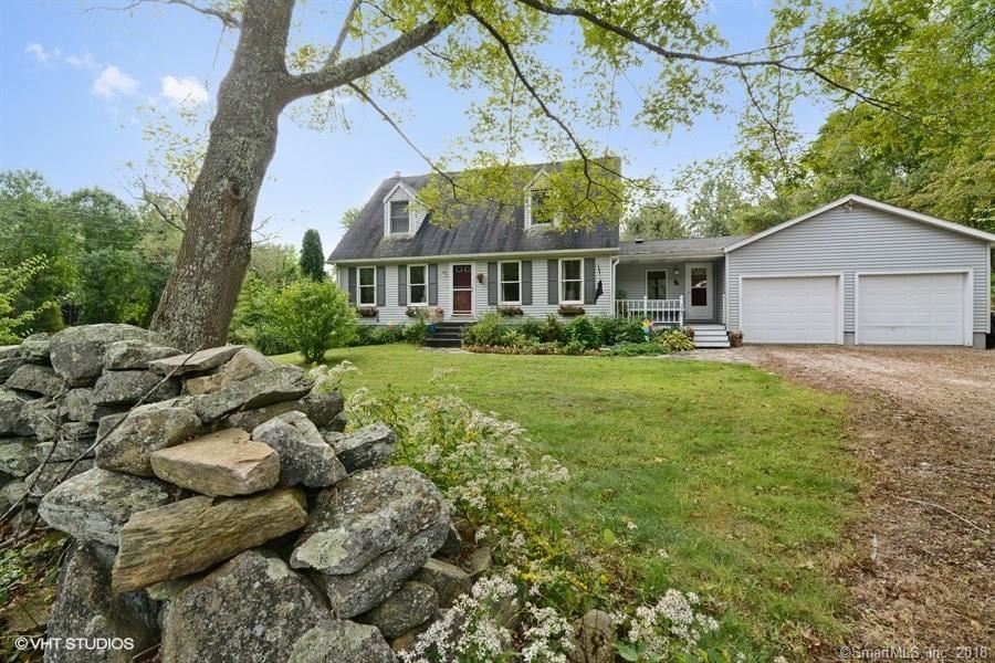 Photo for 122 Spicer Hill Road, Ledyard, CT 06339 (MLS # 170060967)