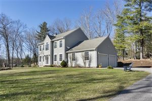 Photo of 514 Chaffeeville Road, Mansfield, CT 06268 (MLS # 170169969)