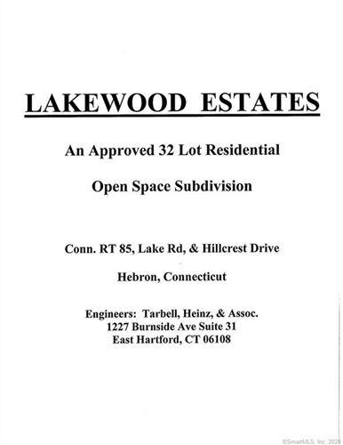 Photo of 0 Lakewood Estates-Hillcrest Drive, Hebron, CT 06248 (MLS # 170302969)