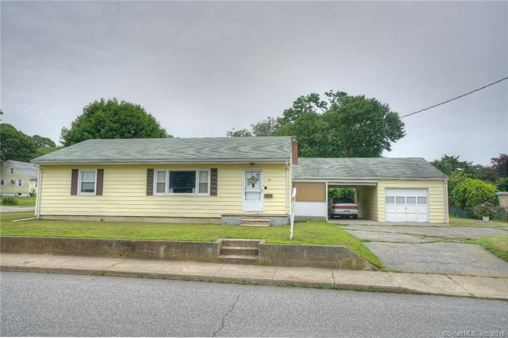 Photo for 36 Division Street, Groton, CT 06340 (MLS # 170048970)