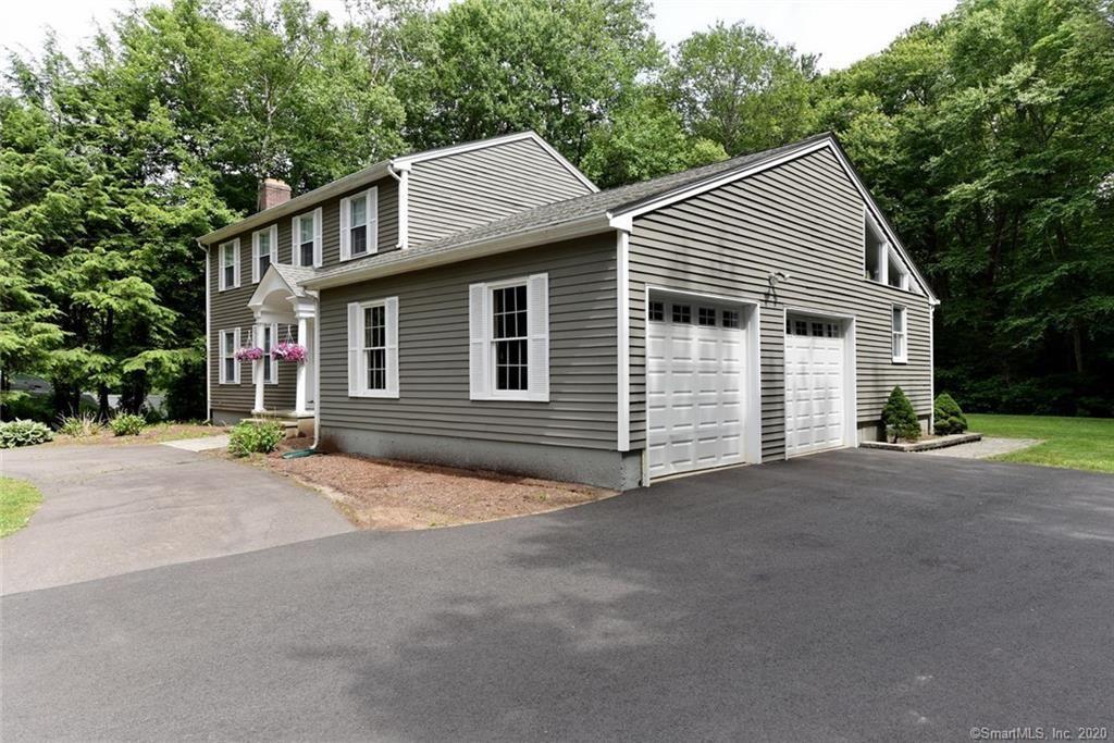 Photo of 223 Clark Hill Road, East Hampton, CT 06424 (MLS # 170322975)