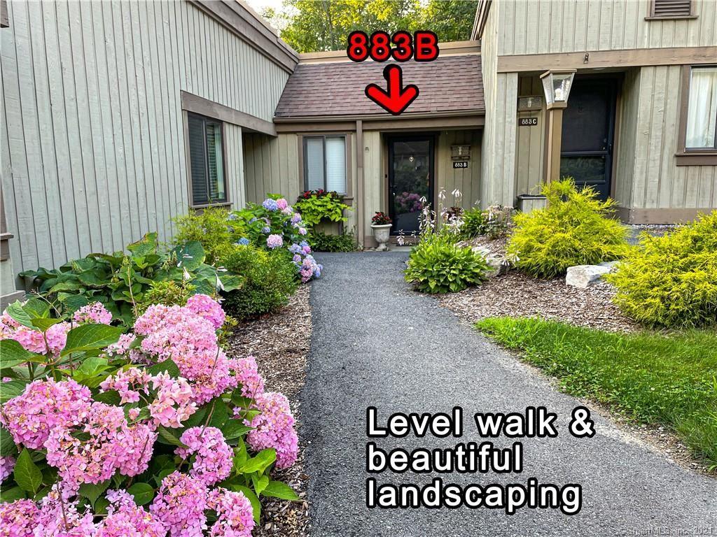 883 Heritage Village #B, Southbury, CT 06488 - #: 170424975